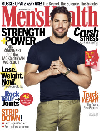 Men's Health Sep 2018