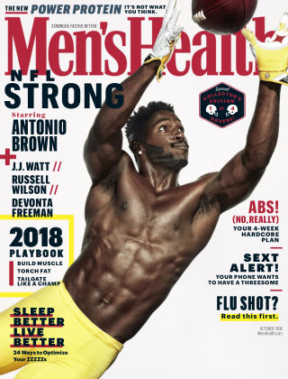 Men's Health Oct 2018