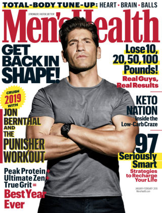Men's Health Jan-Feb 2019