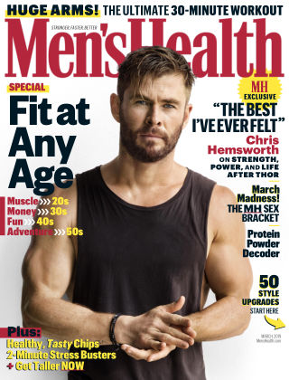 Men's Health Mar 2019
