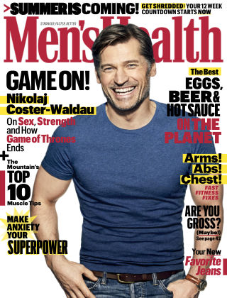 Men's Health Apr 2019