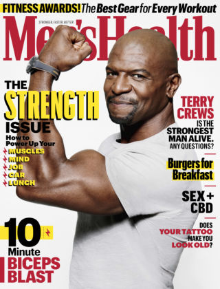 Men's Health May 2019