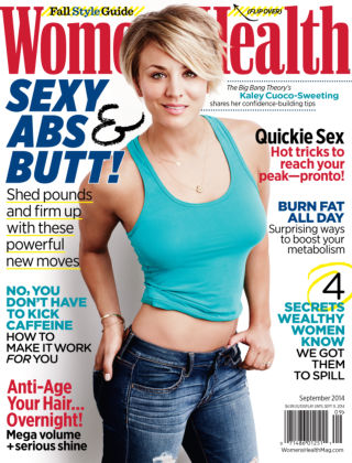 Women's Health September 2014