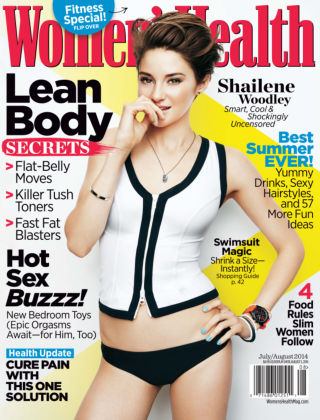 Women's Health July / August 2014