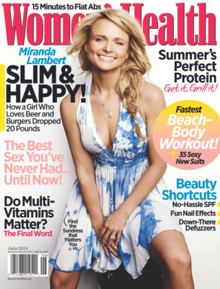 Women's Health June 2014