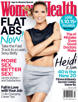 Women's Health March 2014