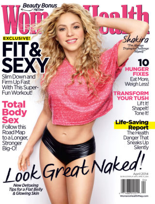 Women's Health April 2014