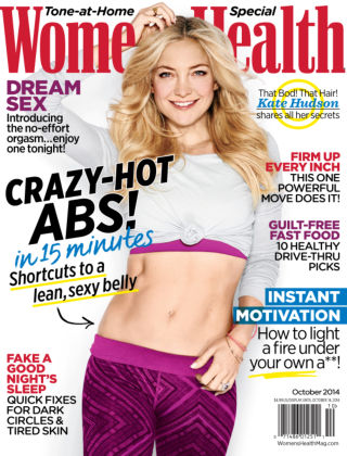 Women's Health October 2014