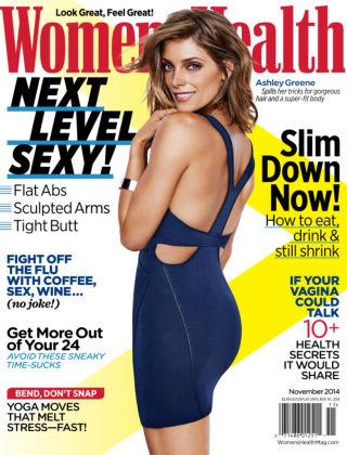 Women's Health November 2014