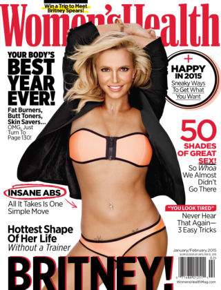 Women's Health Jan / Feb 2015