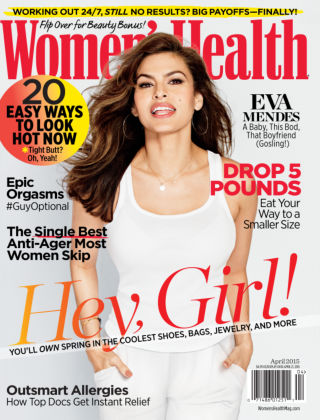 Women's Health April 2015