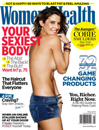 Women's Health May 2015