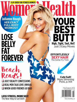 Women's Health July / August 2015