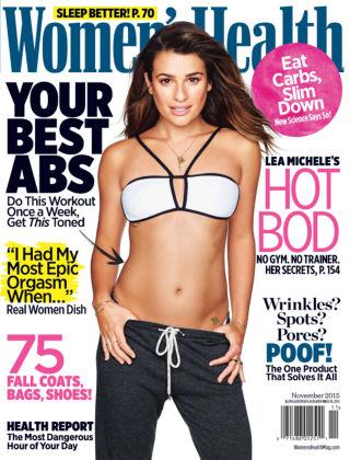 Women's Health November 2015