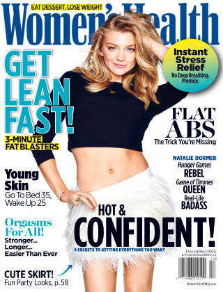 Women's Health Dec 2015