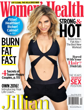 Women's Health Jan-Feb 2016