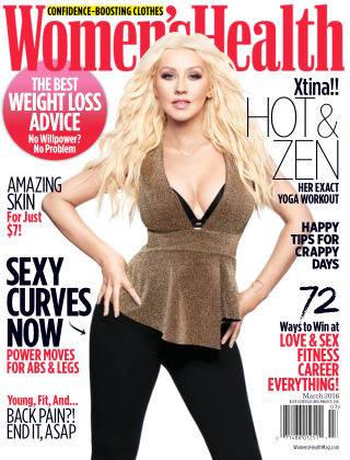Women's Health Mar 2016