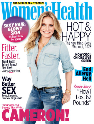 Women's Health Apr 2016