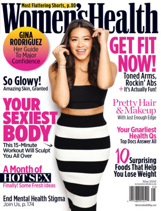 Women's Health May 2016