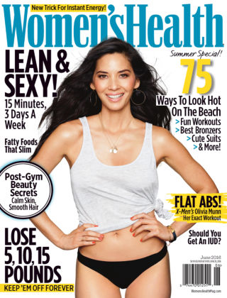 Women's Health Jun 2016