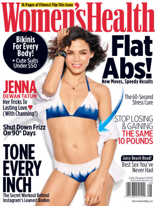 Women's Health Jul-Aug 2016