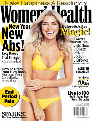 Women's Health Jan-Feb 2017