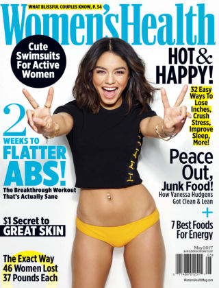 Women's Health May 2017
