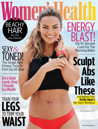 Women's Health Jul-Aug 2017