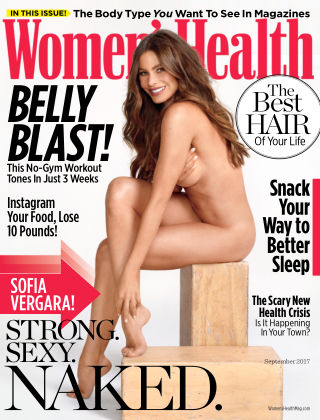Women's Health Sep 2017