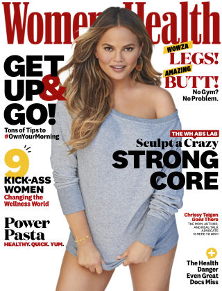 Women's Health Oct 2018