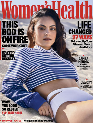 Women's Health Oct 2019