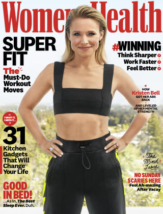 Women's Health Nov 2019