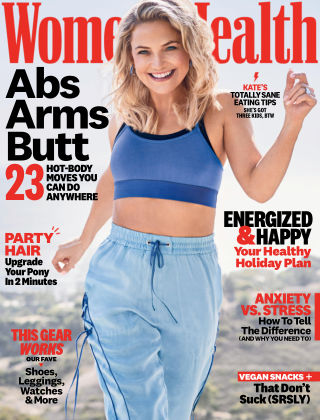 Women's Health Dec 2019