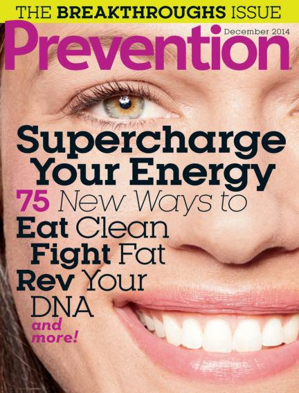 Prevention November 18, 2014 00:00