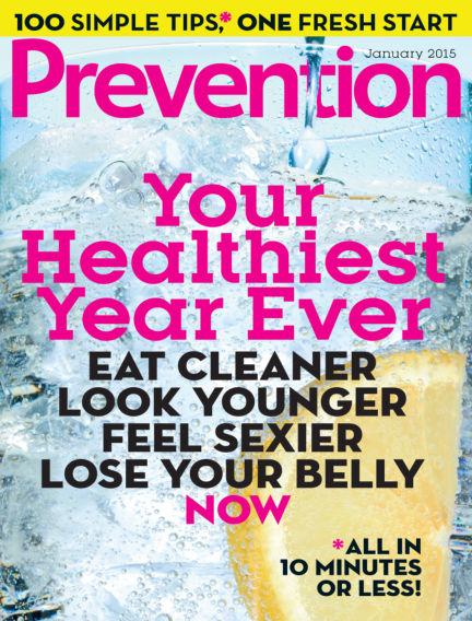 Prevention December 17, 2014 00:00