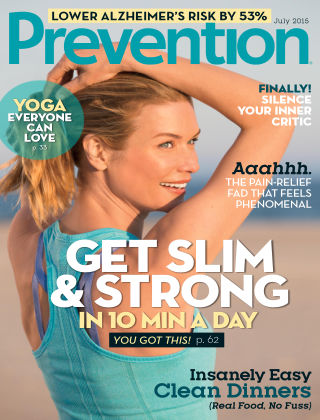 Prevention July 2015