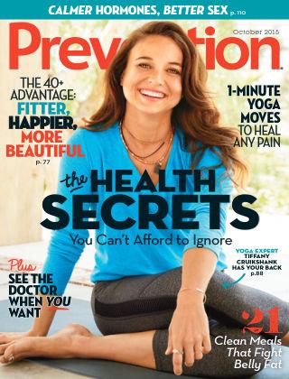 Prevention October 2015