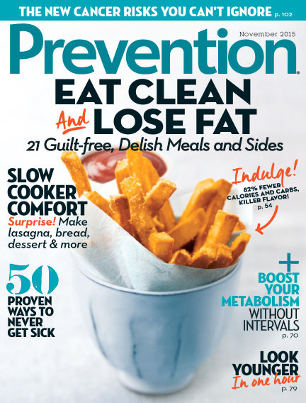 Prevention October 20, 2015 00:00