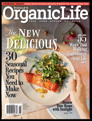 Rodale's Organic Life May / June 2015