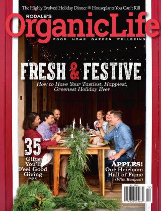 Rodale's Organic Life Nov / Dec 2015