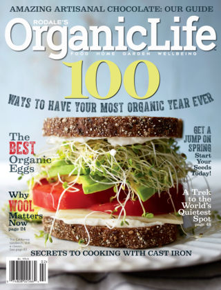 Rodale's Organic Life Jan-Feb 2016
