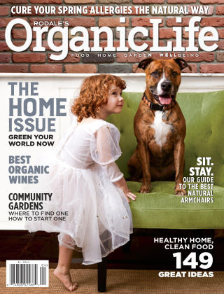 Rodale's Organic Life Mar-Apr 2016
