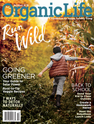 Rodale's Organic Life Sep-Oct 2016