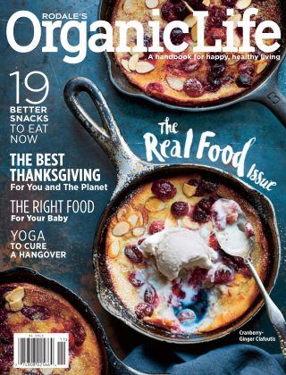Rodale's Organic Life Nov 2016