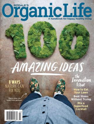 Rodale's Organic Life Feb-Mar 2017