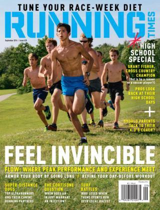Running Times September 2014