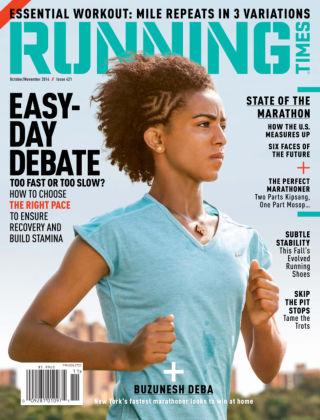 Running Times Oct/Nov 2014