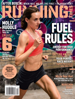 Running Times December 2014