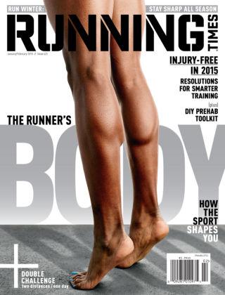 Running Times Jan / Feb 2015