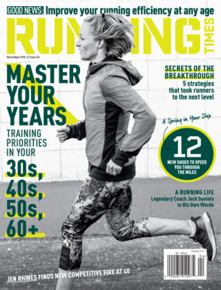 Running Times March / April 2015